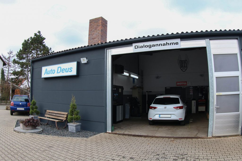 autohaus deus in cadolzburg dialogannahme, reparatur und service